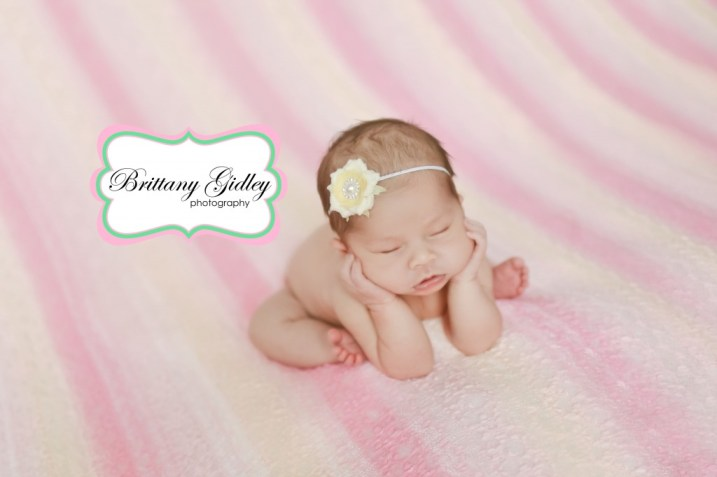 Newborn Baby Photos | Brittany Gidley Photography LLC