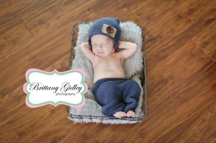 Newborn Photography | Brittany Gidley Photography LLC