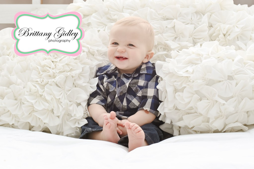 Gavin 12 Months | First Birthday Photographer