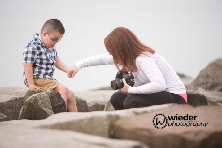 Behind the Scenes | Best Family Photography