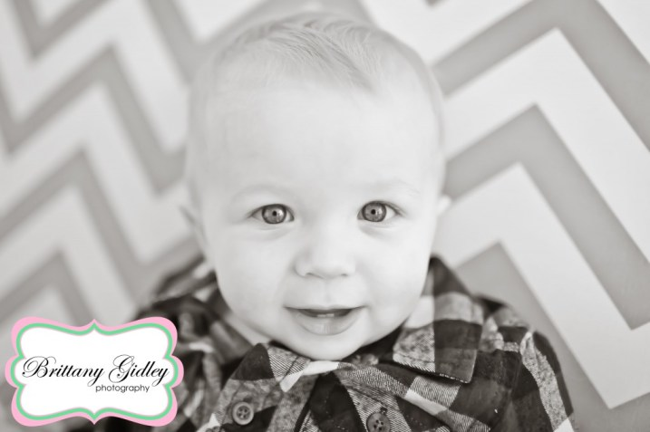 One Year Old | Brittany Gidley Photography LLC