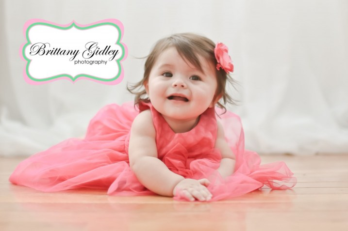 Non Sitting Baby | Brittany Gidley Photography LLC