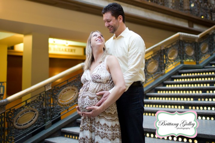 Baby Belly | Brittany Gidley Photography LLC
