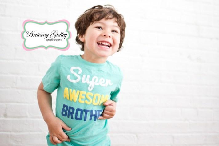 Big Brother | Brittany Gidley Photography LLC