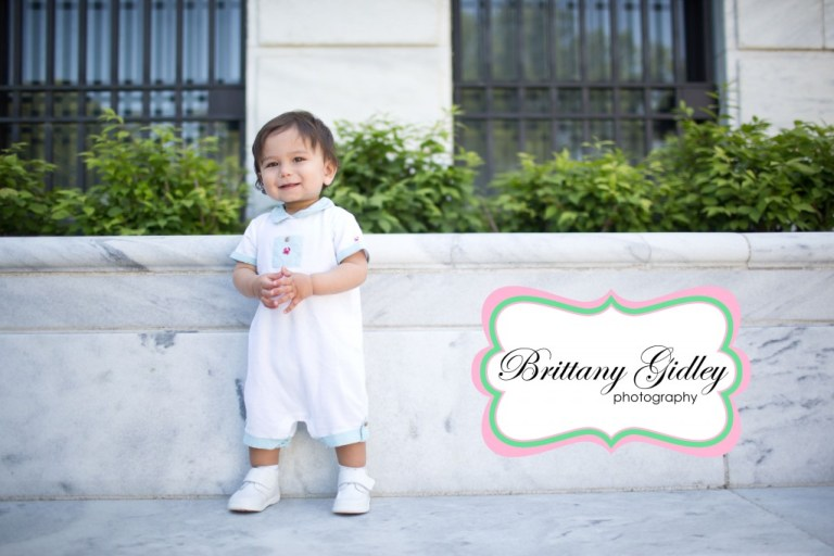 Baby Photography | 1 year | 12 Months | Brittany Gidley Photography LLC