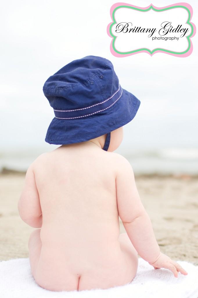 Beach Baby Details | Beach Bum | Baby | Brittany Gidley Photography LLC