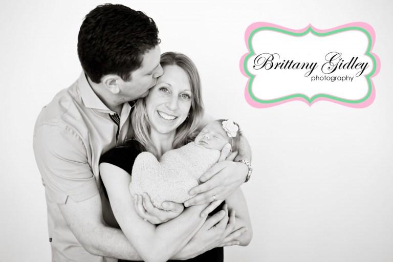 Newborn Baby & Family Inspiration | Brittany Gidley Photography LLC