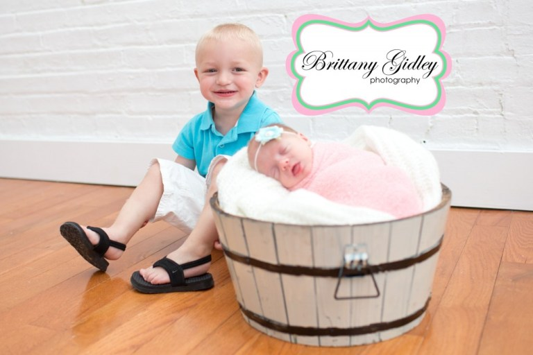 Big Brother | Little Sister | Brittany Gidley Photography LLC