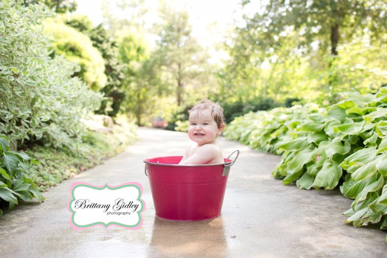 Brittany Gidley Photography LLC | 12 Month Baby