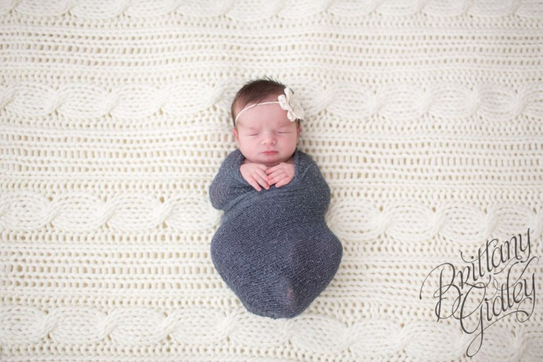 Newborn | Start With The Best | Cleveland, Ohio| Fall | Cableknit | Newborn Inspiration | Natural Light | Brittany Gidley Photography LLC