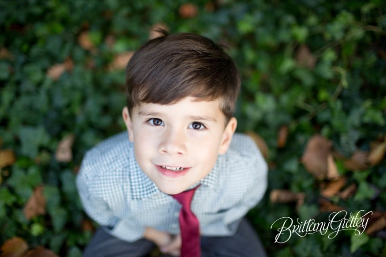 Child Photography | Fall | Autumn | 4 year old and mom | Brittany Gidley Photography LLC