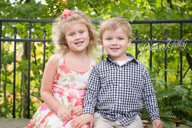 Siblings | Brother Sister | Brittany Gidley Photography LLC