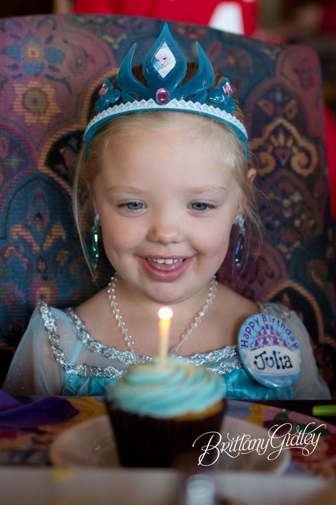 Disney World | Walt Disney World | Orlando, Florida | Happy Birthday | Princess Julia | Birthday Princess | Where Dreams Come True | Disney | On Location | Princess Breakfast | Breakfast At The Castle
