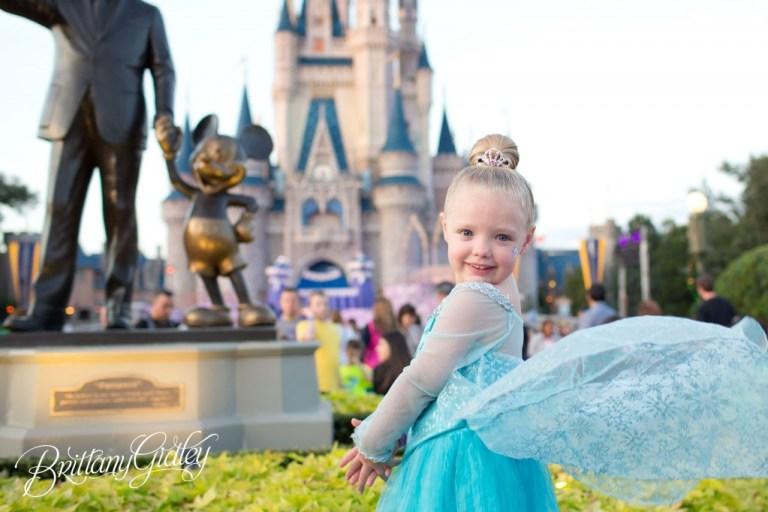 Disney World Photographer | Disney World | Walt Disney World | Orlando, Florida | Happy Birthday | Princess Julia | Birthday Princess | Where Dreams Come True | Disney | On Location