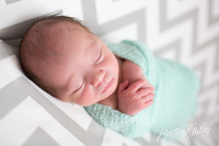 Newborn | Cole | Start With The Best | Newborn Photographer | Cleveland