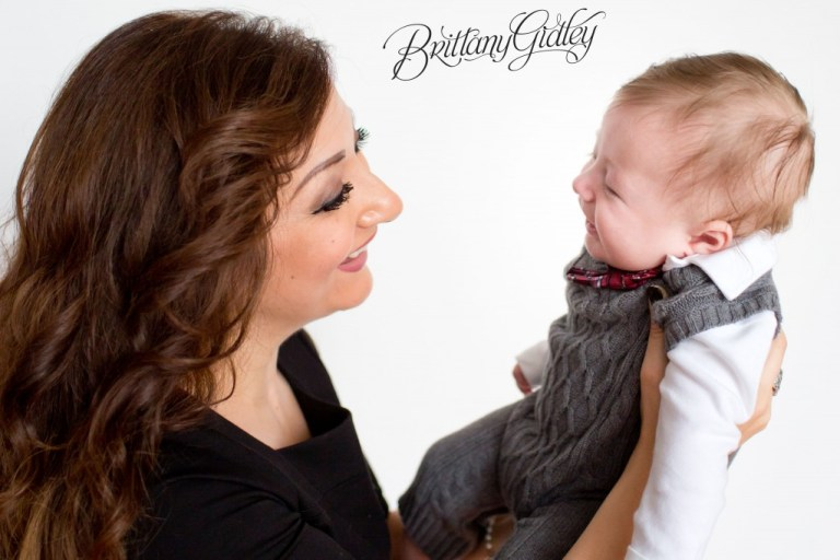 Baby Photographer | Mom & Baby | Best Baby Photography | Brittany Gidley Photography LLC