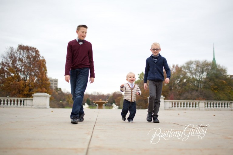 Brothers | 3 Boys | Cleveland, OH | Brittany Gidley Photography LLC | Start With The Best