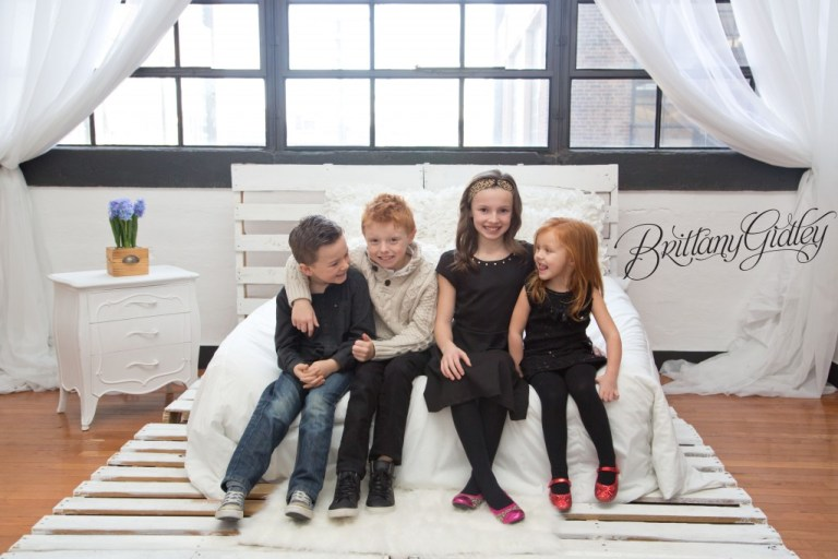 Extended Family Pictures | Cousins | Surprise Photo Shoot | Start With The Best | BGP | Love | Brittany Gidley Photography LLC