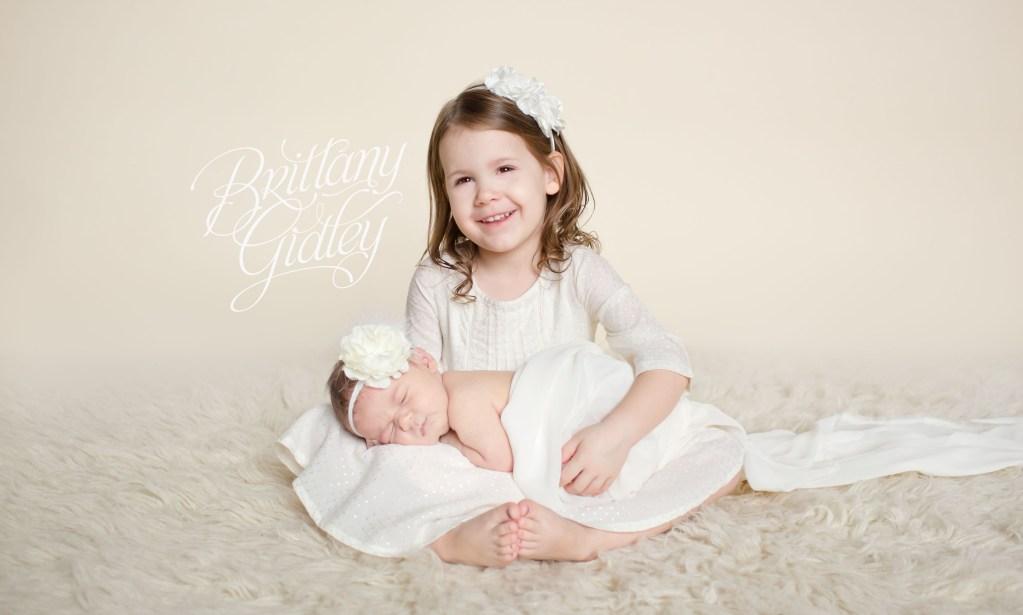 Introducing Whitney | Newborn Baby Girl