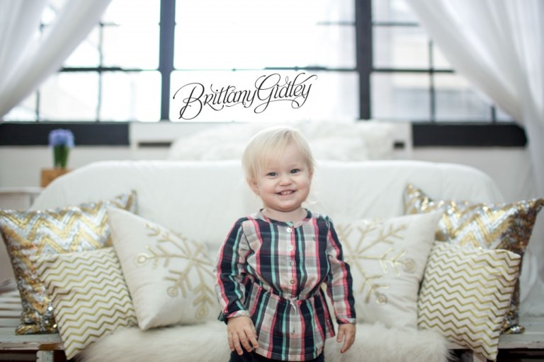 18 Month Old | Toddler | Photography Inspiration | Natural Light | Studio | Brittany Gidley Photography LLC