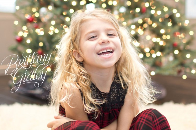 Holiday Family Photography | Cleveland Ohio | Brittany Gidley Photography LLC