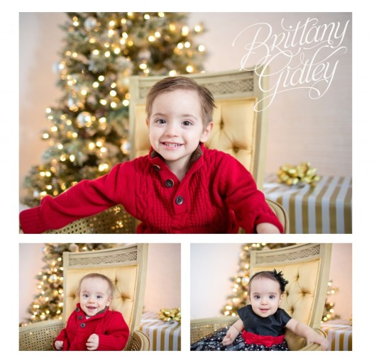 Christmas Mini Sessions | Brittany Gidley Photography LLC | Start With The Best www.brittanygidleyphotography.com