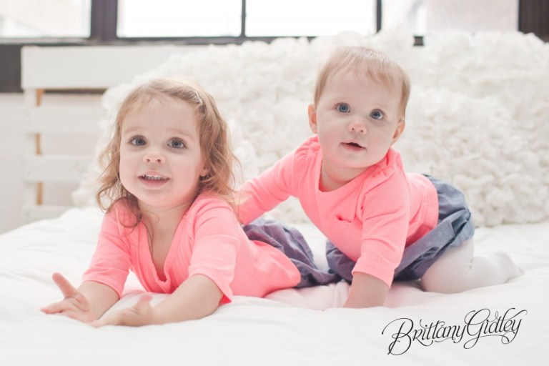 Sisters | Pink | Brittany Gidley Photography LLC