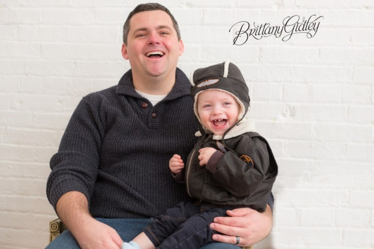 Father and Son | Jackie Ludwig for Brittany Gidley Photography LLC | Start With The Best | Cleveland Ohio