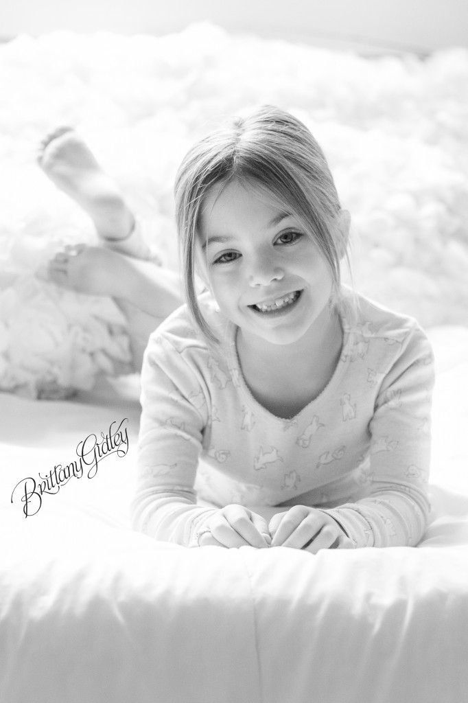 Family Baby Photography | Big Sister | Brittany Gidley Photography LLC