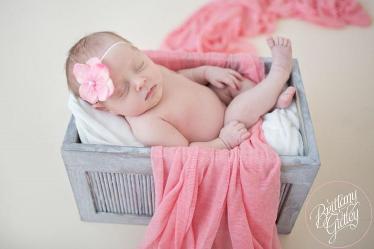 Cleveland Newborn Studio | Cleveland Newborn | Start With The Best | Brittany Gidley Photography LLC