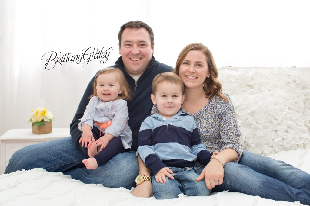 The Brickley Family | Cleveland Child Photographer