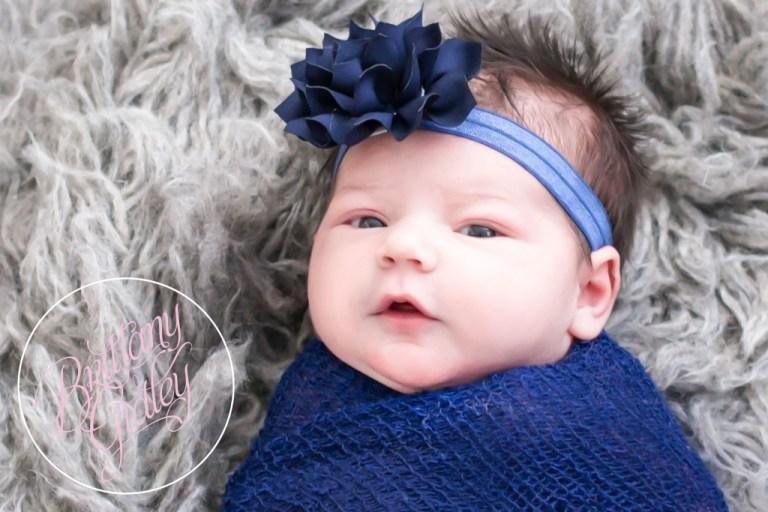 Navy Blue | Cleveland Newborn Photographer | Photography | Newborn | Newborn Posing | Newborn Inspiration | Cleveland Ohio | Cleveland Photographer