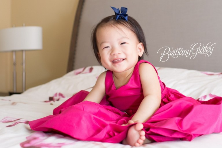 Family Photographer | Solon, Ohio | Lifestyle Session | 12 Month Baby