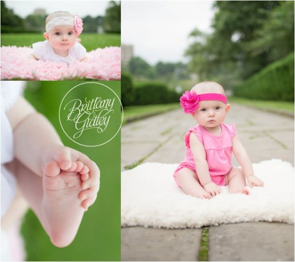 Cleveland Museum of Art | 6 Month Baby | Cleveland Photographer | Cleveland Baby Photographer