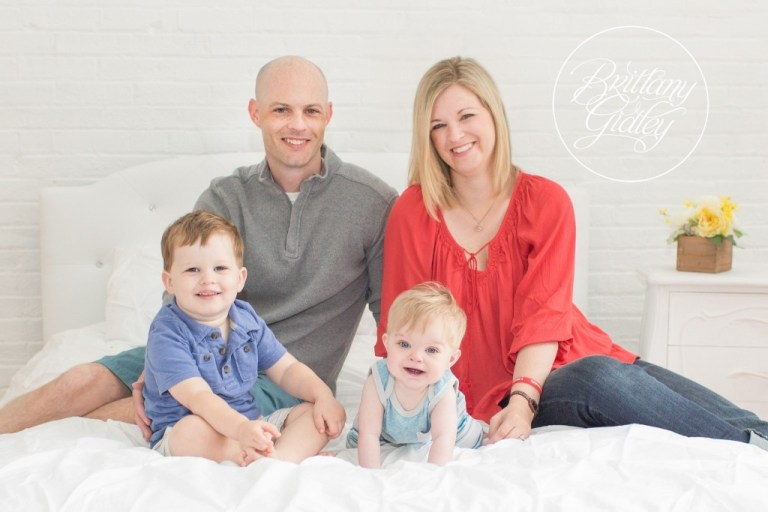 Baby Photographer | Family Photographer | Start With The Best | Brittany Gidley Photography LLC | Brothers | Boys