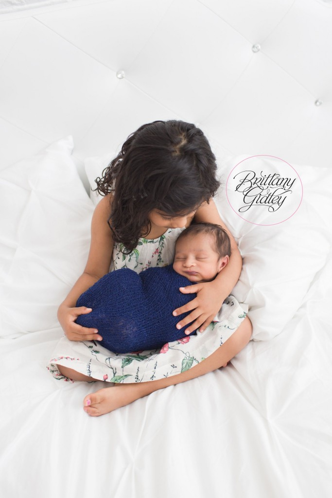 Newborn Photo Shoot | Newborn Photography | Inspiration | Natural Light Studio | Start With The Best | Brittany Gidley Photography LLC