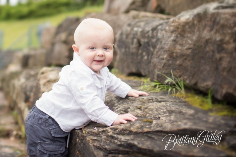 Baby | Cleveland Baby Photography | 12 Months | First Birthday | Beach Photo Shoot | Rocky River Ohio