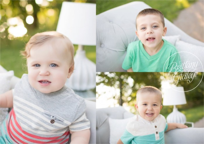 Cleveland Family Photographer | Start With The Best | Family of 5| Boys | Brothers | Edgewater Park