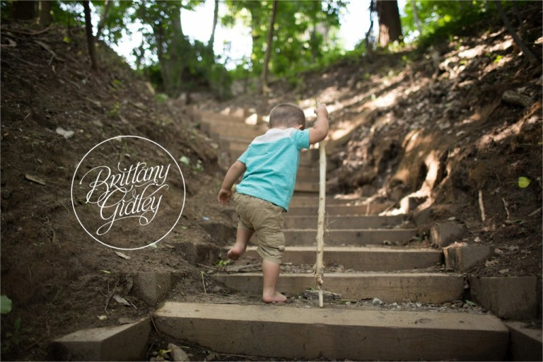 Cleveland Child Photographer | Start With The Best | Family of 5| Boys | Brothers | Edgewater Park | Woods