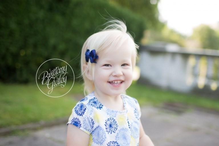Toddler Girl   Summer   Smile