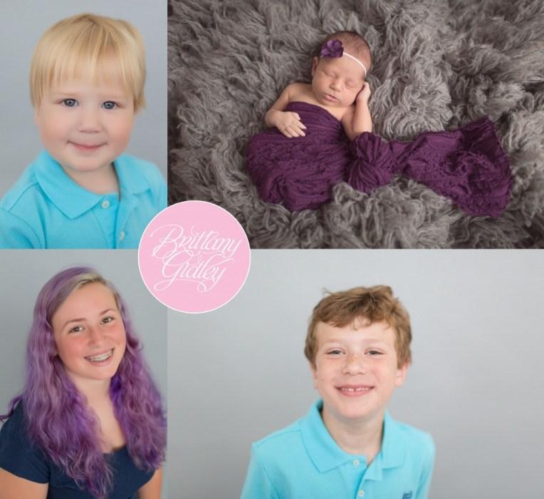 Erie Pennsylvania Photography | Erie Pennsylvania Photographer | Newborn Session | Baby Girl | Newborn Baby