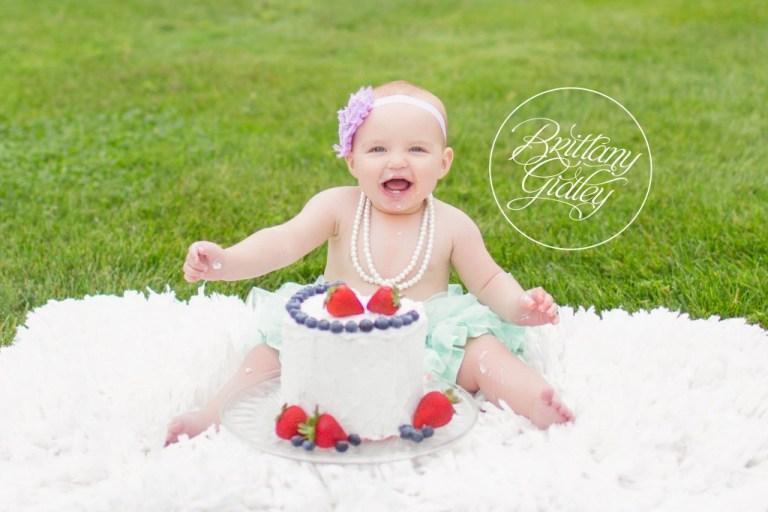 FPIES Cake Smash | Watermelon Cake | Coconut Cream | Fruit Cake
