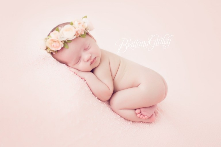 Newborn Portrait | Newborn Photographer | Cleveland Ohio