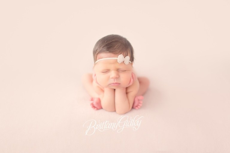 Rainbow Babies | Newborn Baby | Baby Girl | Newborn Photo Shoot | Newborn Portraits | Cleveland, Ohio