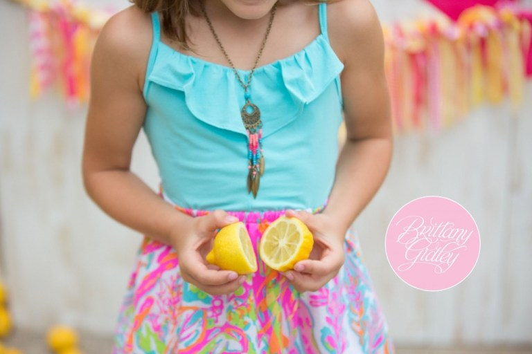 Lilly Pulitzer | Lemonade Dream Session| Photo Shoot | Photography Inspiration | Dream Sessions | Cleveland Ohio | Brittany Gidley Photography LLC