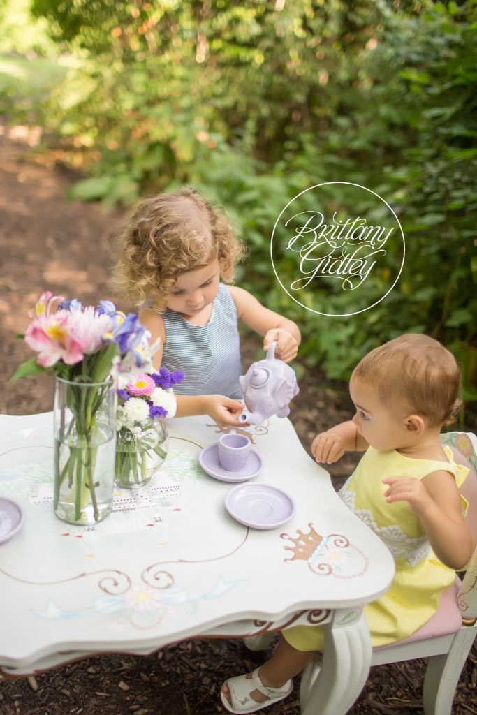 The Lappe Family | Tea Party Photo Shoot | Shaker Lakes