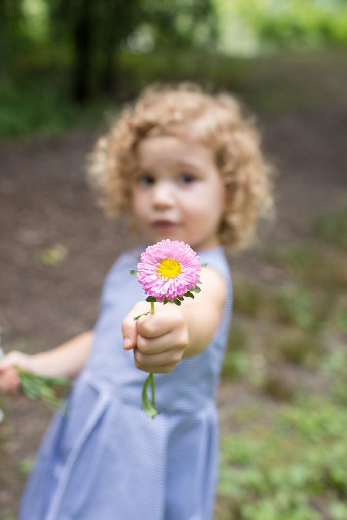 Tea Party Photo Shoot | Shaker Heights, Ohio | Family | Child Photographer