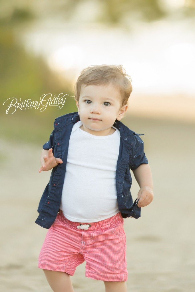 Toddler | 18 Months | Beach Photo Shoot