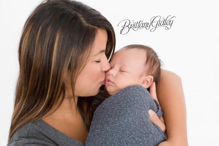 5 weeks | Cleveland Baby Photographer | Cleveland Baby Photography | One Month Baby Photoshoot