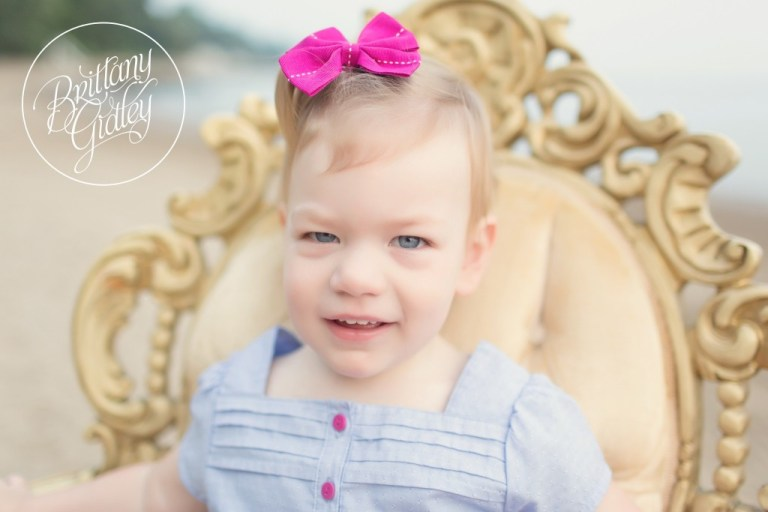 Big Sister | Baby Photographer | 12 Month Baby Pictures